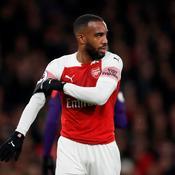 Alexandre Lacazette (27 ans, attaquant, Arsenal)