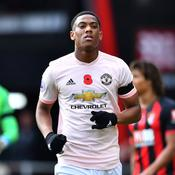 Anthony Martial (22 ans, attaquant, Manchester United)