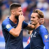 Les penalties ratés de Griezmann : «Je suis prétendant» chambre Giroud