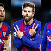Messi, Piqué, Griezmann : Les stars du Barça vues par Lenglet