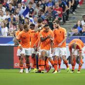 Portés par les jeunes, les Pays-Bas reviennent en grâce avant le choc face à l'Allemagne
