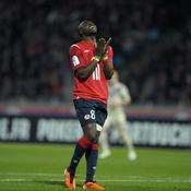 Lille - Moussa Sow