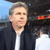 Claude Puel Lyon