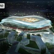 L'Olympic Nice Stadium en images