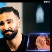 Adil Rami feinte le «I love you» avec Pamela Anderson dans Danse avec les stars