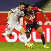 «Arbitre trop sévère», «frustration et colère»: Un nul et pas d'heureux entre Lille et Lyon