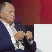 Jean-Michel Aulas sort du silence