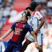 Lyon arrache le nul face à des Caennais réduits à neuf