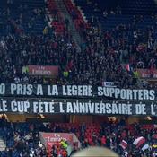 «Classico pris à la légère, supporters en colère» : les ultras parisiens fâchés après OM-PSG