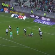 Le but de Benjamin Corgnet contre Angers