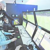 Dans la peau de l'arbitre vidéo des matchs de Ligue1
