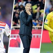 Depay, Monaco, Sala : les stats à connaître avant la 14ème journée de L1