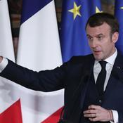 Quand Emmanuel Macron incite ses homologues européens à mettre fin à leurs championnats