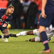 Neymar se veut rassurant après sa blessure à la cheville