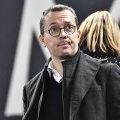 Jacques-Henri Eyraud lors de la rencontre à Bordeaux le 2 février.
