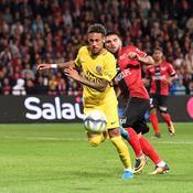 Les grands débuts de Neymar