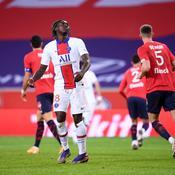 Lille tient tête au PSG et reste aux commandes de la Ligue 1