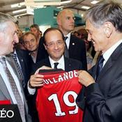 Hollande, la promesse qu'il n'a pas tenue aux clubs de foot
