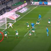 Dimitri Payet marque contre Saint-Etienne