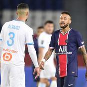 Pas de sanction pour Neymar et Alvaro après le volcanique PSG-OM