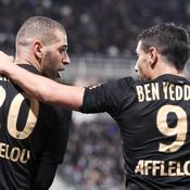 La paire Ben Yedder-Slimani de retour contre Montpellier ?