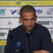Lamouchi après la défaite à Amiens : «Une prestation catastrophique»