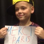 Le cadeau généreux du PSG pour un enfant atteint d'un cancer