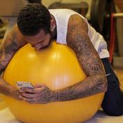 Le manque de football crée de «l'anxiété» chez Neymar