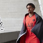 Le PSG présente son maillot extérieur... sans Neymar