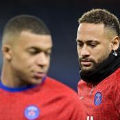 Kylian Mbappé et Neymar