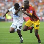 Bakari Koné et Razak Boukari