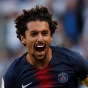 Marquinhos a marqué face à Amiens