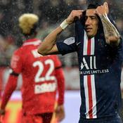 Suffisant puis maladroit, le PSG se fait punir à Dijon