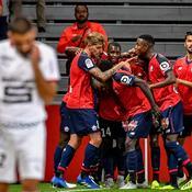 Débuts en fanfare pour Lille, ratés pour Vieira, fou pour Nîmes
