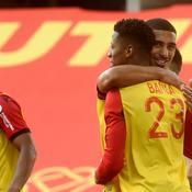 Lens et Montpellier grappillent des points, Saint-Etienne replonge, Nantes dans le rouge