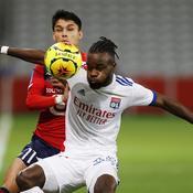 A dix contre onze, Lyon résiste à Lille