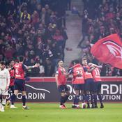 Humilié à Lille, le PSG n'est toujours pas champion de France