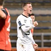 Rennes surclasse Lorient et réintègre le Top 5