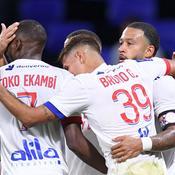 Memphis et l'OL dévorent Dijon pour débuter leur saison en Ligue 1