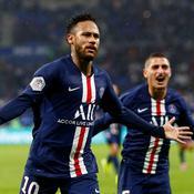 Un éclair de Neymar offre la victoire au PSG à Lyon