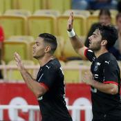 Ben Arfa reveille Rennes, Monaco sombre encore plus