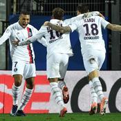 Le trio Neymar-Icardi-Mbappé fait plier Montpellier