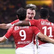 Ben Yedder offre la victoire à Monaco à Nantes