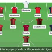 équipe type Ligue 1