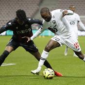 Nice et Lille partagent les points, le PSG prend les commandes