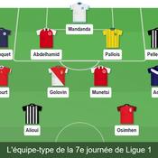 Ligue 1 : Golovin, Mandanda, Adli... notre équipe-type de la 7e journée