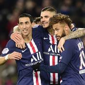 Avec Neymar mais sans génie, le PSG domine Lille