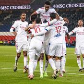 Gros coup de Lyon qui s'impose contre le PSG au Parc des Princes