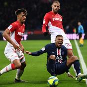 Séduisant, le Monaco de Moreno ralentit Paris