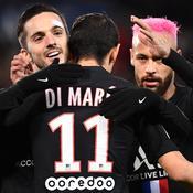 Sans pitié, le PSG s'amuse contre Montpellier